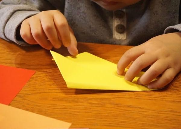 Tác dụng Nghệ thuật xếp giấy origami đến giáo dục