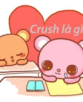 [Bật Mí] Crush là gì ? ý nghĩa của từ Crush