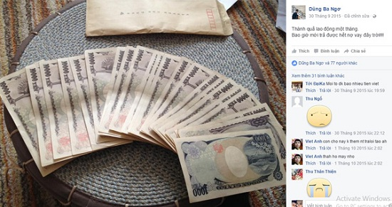 Bạn Dũng - Kỹ sư cơ khí tại Nhật Bản chia sẻ thu nhập một tháng của mình là 22 man