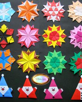 [Tìm Hiểu] Nghệ thuật gấp giấy origami Nhật Bản