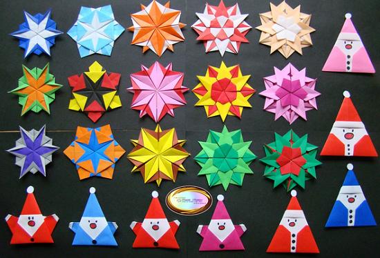 nghệ thuật xếp giấy origami (toàn tập)
