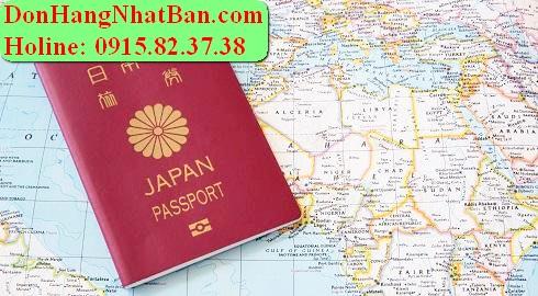 kinh nghiệm xin visa du lịch nhật bản