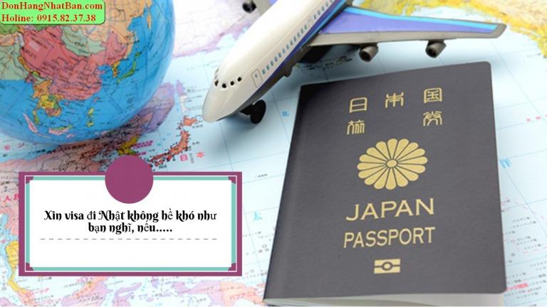 visa đi Nhật 2020
