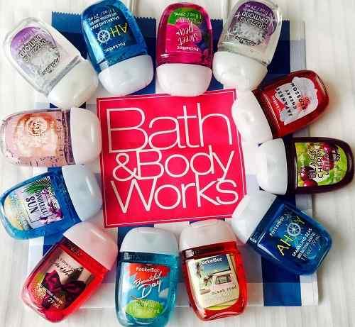 Nước rửa tay khô Bath & body works
